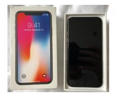 Apple iPhone X 64GB cost 400 EUR , iPhone X 256GB cost 450 EUR , iPhone 8/8 Plus 64GB = 300EUR