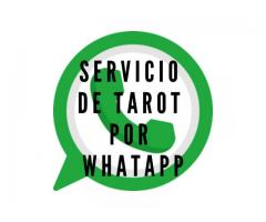 TAROT POR WHATAPP
