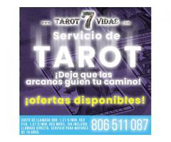 TAROT Y VIDENTE NATURAL