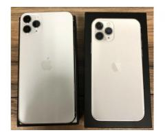 Apple iPhone 11 Pro 64GB = $500,iPhone 11 Pro Max 64GB = $550,iPhone 11 64GB = $450, iPhone XS 64GB